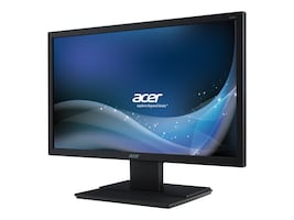 Acer 24 V246HL bmid Full HD LED-LCD Monitor with Speakers, Black, UM.FV6AA.005, 17378122, Monitors