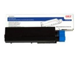 Oki Black High Capacity Toner Cartridge for B431d dn Series Printers, 44574901, 11577737, Toner and Imaging Components