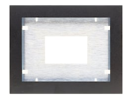Kramer KT-107 IN-WALL MOUNT (BLACK), KT-107-INWL(B), 37384204, Rack Mount Accessories