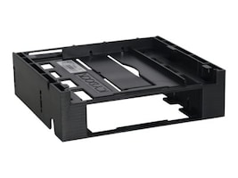 Icy Dock FLEX FIT Duo 3.5 to 5.25 Hard Drive Bay, MB343SPO, 34650984, Drive Mounting Hardware