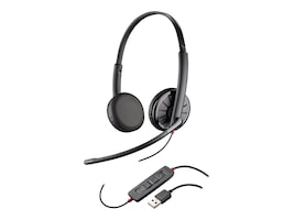 Plantronics 204446-102 Main Image from Right-angle