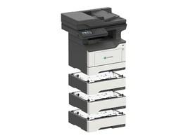 Lexmark MX521de Multifunction Mono Laser Printer, 36S0800, 35476543, MultiFunction - Laser (monochrome)