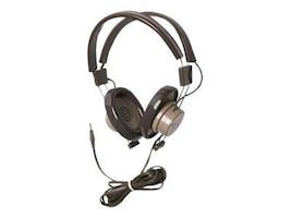 Califone 610-44 Binuaral Headphones, 610-44, 34137814, Headphones
