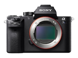 Sony ILCE7SM2/B Main Image from Front