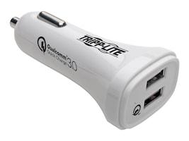 Tripp Lite USB Wall Charger Dual USB C A, U280-C02-S-QC3U, 36527867, Battery Chargers