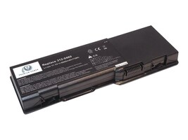 Ereplacements High capacity battery for Dell Inspiron 1501, 6400, E1505, 131L, Vostro 1000. 312-0461, 312-0460-ER, 11906377, Batteries - Notebook