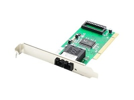 Add On 1-Port 100Mbs SC 2km MMF PCI NIC, AO-FX-NIC-SC-M, 35077307, Network Adapters & NICs