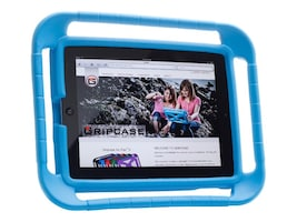 Gripcase EVA Foam Protective Case for iPad 2 3, Blue (Bulk), I2BLU - USB, 14784301, Carrying Cases - Tablets & eReaders