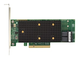 Lenovo ThinkSystem 430-8i SAS SATA 12Gb HBA, 7Y37A01088, 34315828, Host Bus Adapters (HBAs)