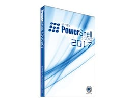 Sapien Corp. PowerShell Studio 2017, SPS17-SR, 33902852, Software - Programming Tools