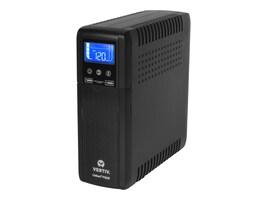 Vertiv Liebert PSA5 500VA 300W Line-Interactive UPS LCD Tower, 5-15P Input, (10) 5-15R Outlets, PSA5-500MT120, 35389802, Battery Backup/UPS