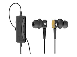 Spracht KONF-X BUDS WITH 3 MICS GOLD   ACCSACTIVE NOISE CANCELING EAR BUDS, ANC-3012G, 35884176, Carrying Cases - Phones/PDAs