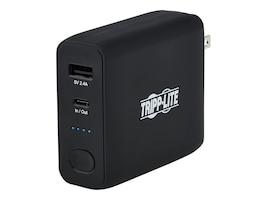 Tripp Lite USB MOBILE POWER BANK WALL CHARGER 5KMAH, UPBW-05K0-1A1C, 38325492, Power Supply Units (internal)
