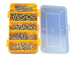 Makeblock Hardware Pack Nickel, 95017, 37937745, STEM Education & Learning Tools