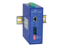IMC Media Converter 10 100 DIN MNT MMF ST, EIR-M-ST, 15611074, Network Transceivers