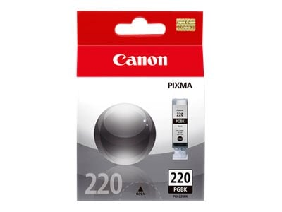 Canon Black PGI-220 Ink Tank, 2945B001, 9066461, Ink Cartridges & Ink Refill Kits
