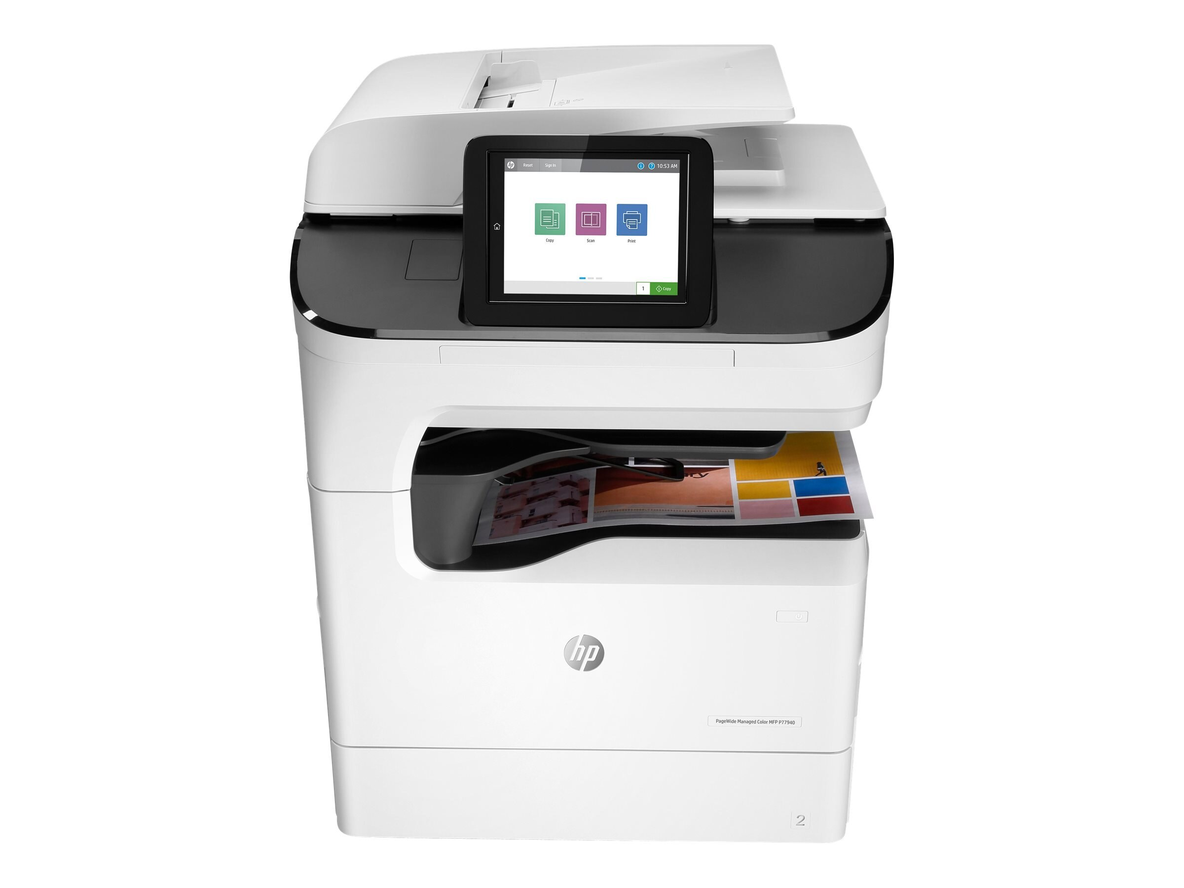 HP PageWide Managed Color MFP P77940dns (Y3Z64A#B1H)