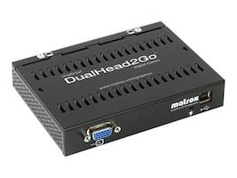 Matrox DualHead2Go Digital Edition, D2G-A2D-IF, 7531453, Graphics/Video Accelerators