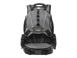 Mobile Edge 17.3 Premium Backpack, Graphite, MEGBPP, 34831013, Carrying Cases - Notebook