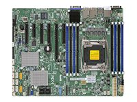 Supermicro MBD-X10SRH-CF-B Main Image from Front