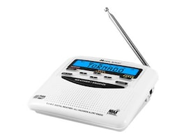 Midland Radio WR120 NOAA Weather Alert Radio, WR120B, 15557581, Two-Way Radios