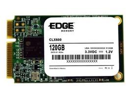 Edge 120GB CLX600 mSATA 6Gb s Internal Solid State Drive, PE254568, 34994787, Solid State Drives - Internal