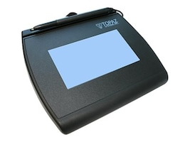 Topaz Signature GEM LCD 4x3 Virtual Serial SE Version w  Software, T-LBK755SE-BBSB-R, 17561189, Signature Capture Devices
