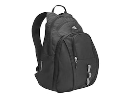 Brenthaven Tred Omega Backpack, Black, 2635, 35154448, Carrying Cases - Notebook