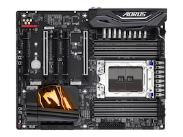 Gigabyte Technology X399 AORUS PRO Main Image from Front