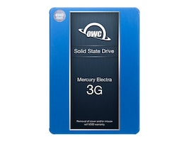 Other World 500GB Mercury Electra SATA 3Gb s 2.5 7mm Internal Solid State Drive, OWCS3D7E3G500, 38301191, Solid State Drives - Internal