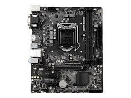 MSI Motherboard, H310M PRO VDH PLUS, H310MPROVDHP, 36635711, Motherboards