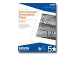 Epson Archival matte Paper (letter size - 50 sheets), S041341, 194961, Paper, Labels & Other Print Media