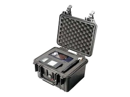 Pelican SMALL CASE WL WF WATER PROOF   CASEDURABLE LIFE WARRANTY, 1300-000-150, 36637871, Carrying Cases - Other