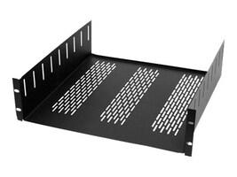 Chief Manufacturing 3U x 18 Deep Custom Mounting Shelf, NACS318, 33112922, Rack Mount Accessories