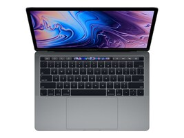 Apple MacBook Pro 13 TouchBar w ID 1.4GHz Core i5 8GB 128GB PCIe Iris Plus 645 Space Gray, MUHN2LL/A, 37241342, Notebooks - MacBook Pro 13