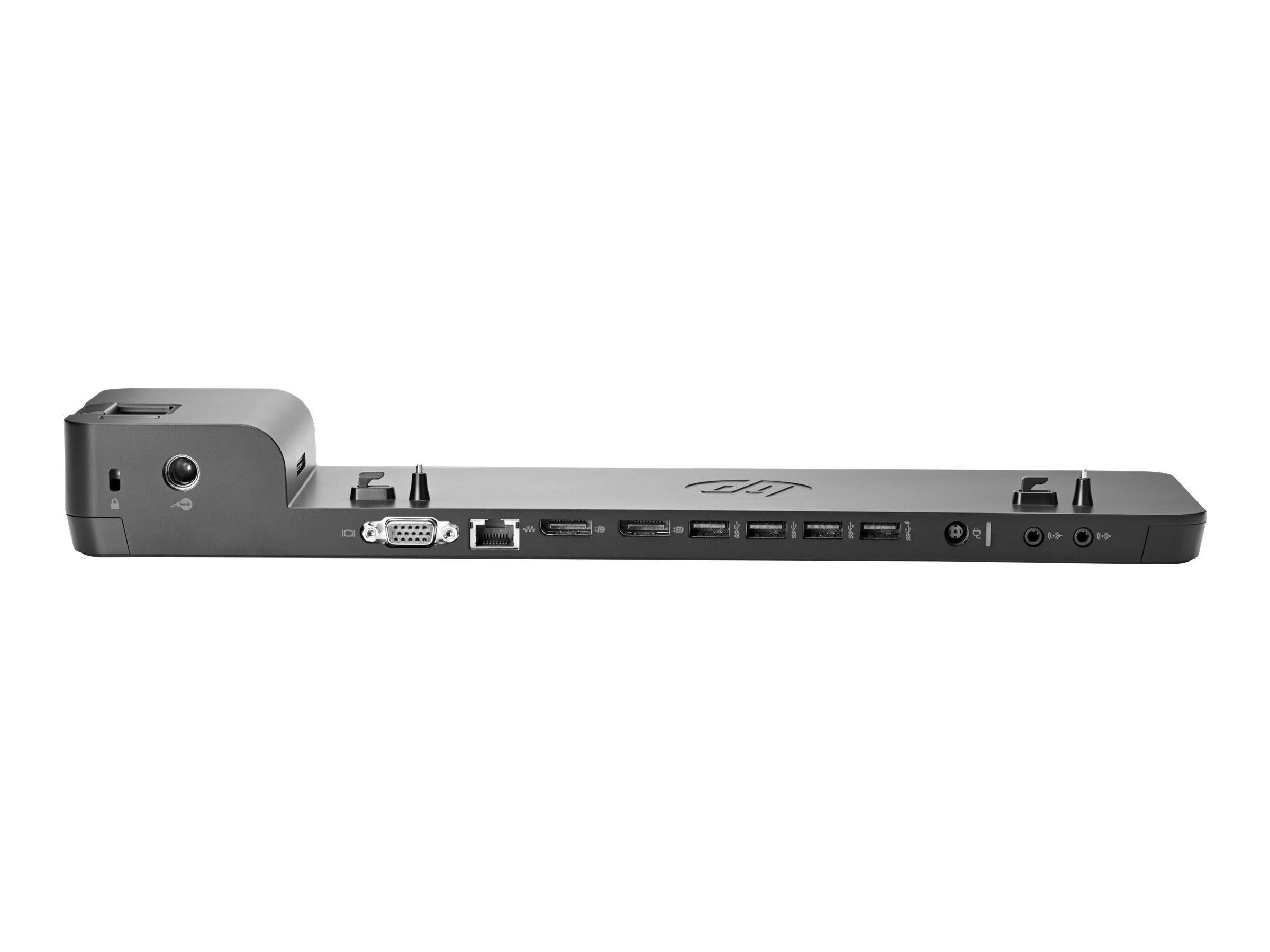 HP 2013 UltraSlim Dock