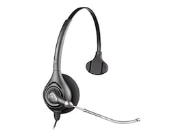 Plantronics HW251 Headset, 64336-31, 11138304, Headsets (w/ microphone)