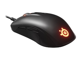 Steelseries Rival 110 Gaming Mouse, Matte Black, 62466, 34591742, Mice & Cursor Control Devices