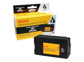 Kodak Black High Yield Ink Cartridge for HP, CN045AN-KD, 31623489, Ink Cartridges & Ink Refill Kits