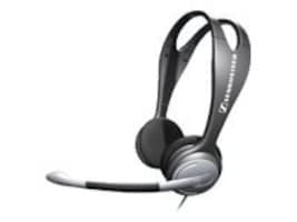 Hikvision Over-the-Head PC Headset, PC130, 7193706, Headsets (w/ microphone)