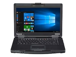 Panasonic Toughbook 54 2.4GHz Core i5 14in display, CF-54D2900VM, 32246224, Notebooks