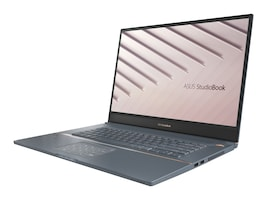 Asus ProArt StudioBook Pro 17 Core i7-9750H 2.6GHz 16GB 1TB PCIe RTX 3000 17 WUXGA W10P, W700G3T-XH77, 37816097, Workstations - Mobile
