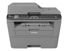 Brother MFC-L2700DW Compact Laser All-in-One, MFCL2700DW, 17660700, MultiFunction - Laser (monochrome)