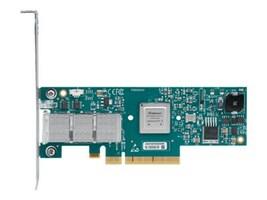 Mellanox ConnectX-3 VPI 40GBE PCIe 3.0 X8 8GT S 1 Port QSFP FDR IB 56Gbps, MCX353A-FCBT, 13774646, Network Adapters & NICs