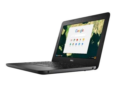 Dell Chromebook 3180 Celeron N3060 4GB 16GB 11.6 MT 1YR, D1J7Y, 34572891, Notebooks