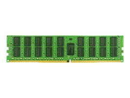 Synology 32GB PC4-17000 288-pin DDR4 SDRAM RDIMM, RAMRG2133DDR4-32G, 33992173, Memory