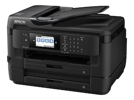 Epson WorkForce WF-7720 Wide-format All-in-One Printer, C11CG37201, 34628947, MultiFunction - Ink-Jet