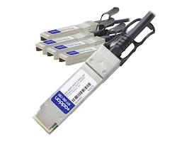 ACP-EP Memory 40GQSFP4SFPC-0301-AO Main Image from Right-angle