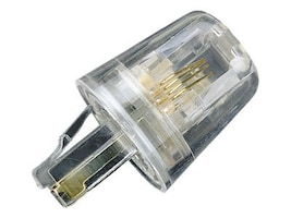Black Box Telephone Cord Tangle Guard, FA862, 8844435, Adapters & Port Converters
