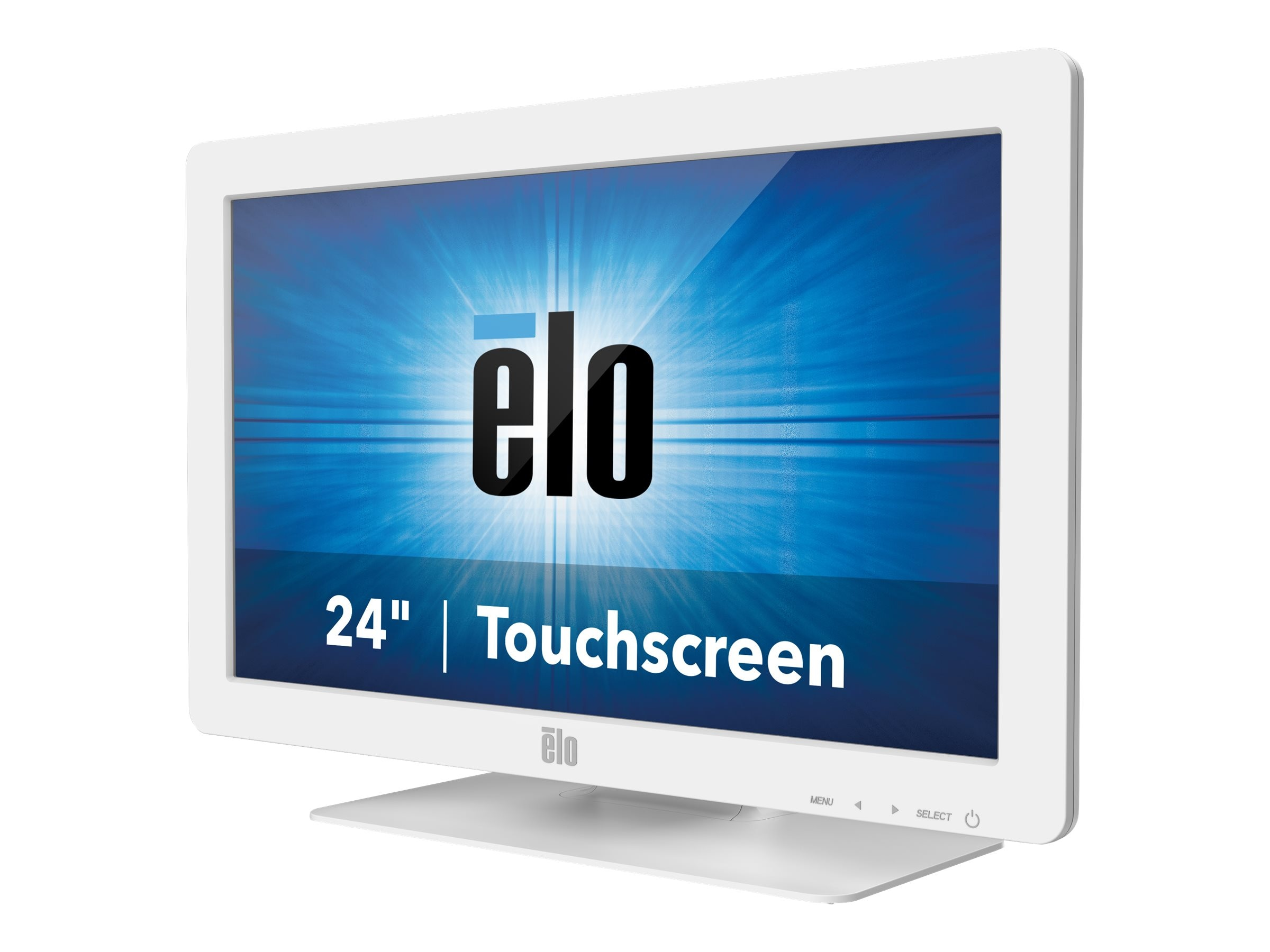 ELO Touch Solutions 2401LM 24 LCD VGA DVI Medical Intellitouch USB RS-232 Antiglare, E263686, 16484302, Monitors - Medical